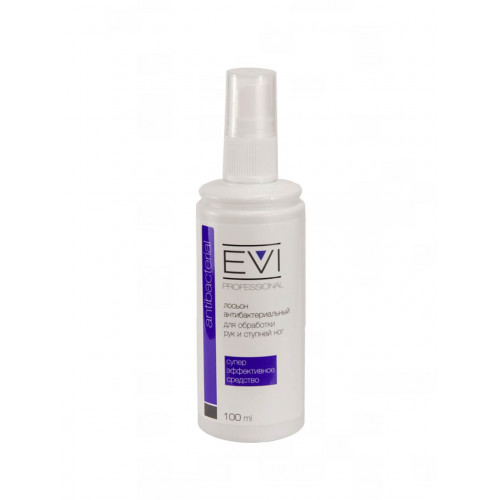 EVI Professional Лосьон антибактериальный для обработки рук и ног спрей 100мл