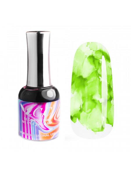 """Акварельные капли для дизайна ногтей """"Blossom INK"""" №9"""