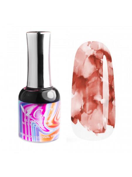 """Акварельные капли для дизайна ногтей """"Blossom INK"""" №26"""