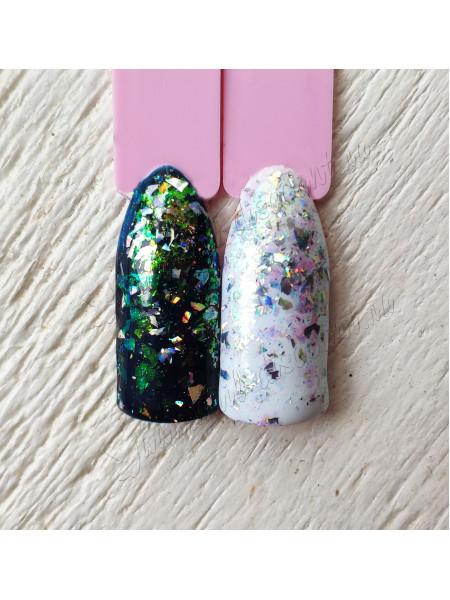 Хлопья для дизайна ногтей  Galaxy №4