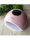 Лампа для сушки гель лака Star 5 UVLed 48W (розовая) в Омске