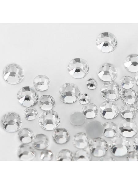 Стразы Crystal,стекло (Упаковка 1440 шт., размер ss3)
