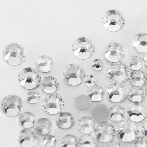 Стразы Crystal,стекло (Упаковка 1440 шт., размер ss8)