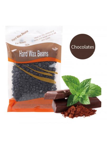 Воск для депиляции горячий (пленочный) Шоколад 100гр