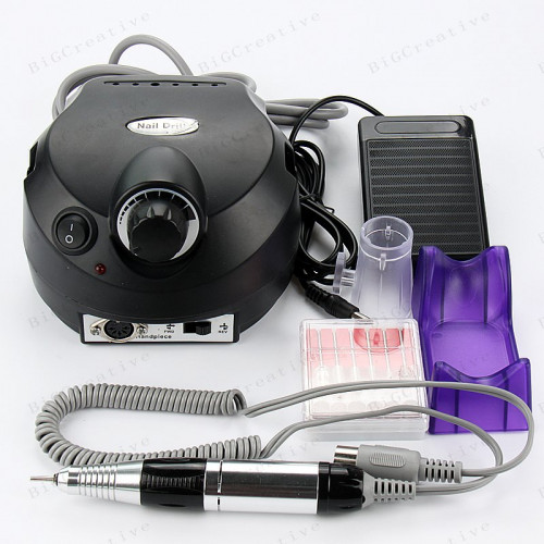 Аппарат для маникюра и педикюра HBS-202 (чёрный в Омске