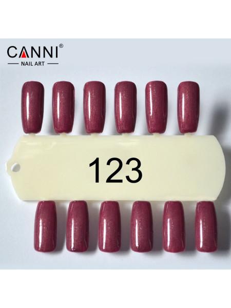 Гель-лак CANNI #123