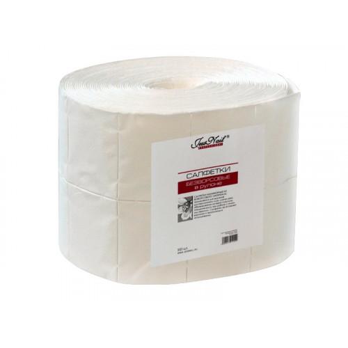 JN Салфетки безворсовые 500 шт рулон 9,8см.