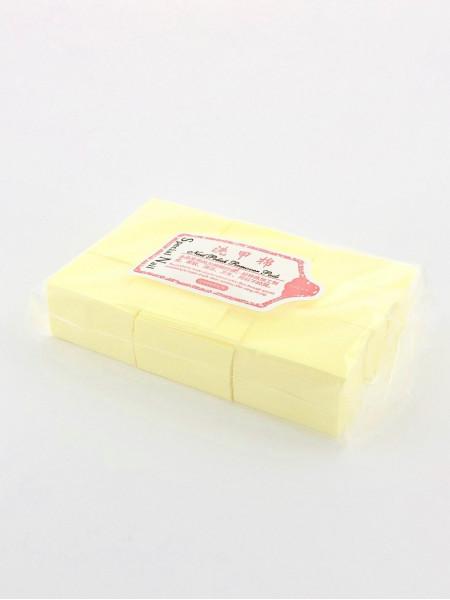 Салфетки безворсовые Твёрдые (Жёлтые)