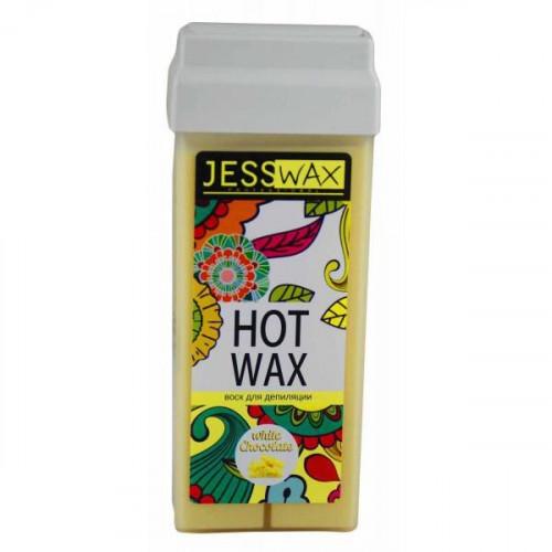 Воск для депиляции в картридже JessWax WHITE CHOCOLATE (100 мл) в Омске